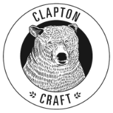 Clapton craft logo 2x