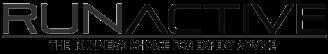 Run active logo 2x